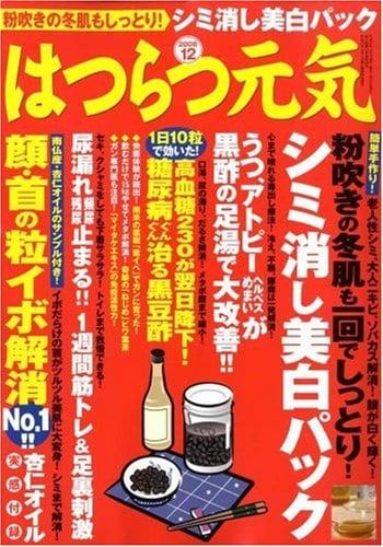はつらつ元気 2008年12月号 「自力で治す!」が成功する健康実用誌