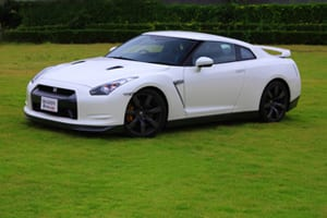 GT-Rの速さは超一級品だ。 NISSAN GT-R