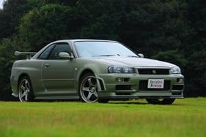 スカイライン&GT-R 掲載イメージ