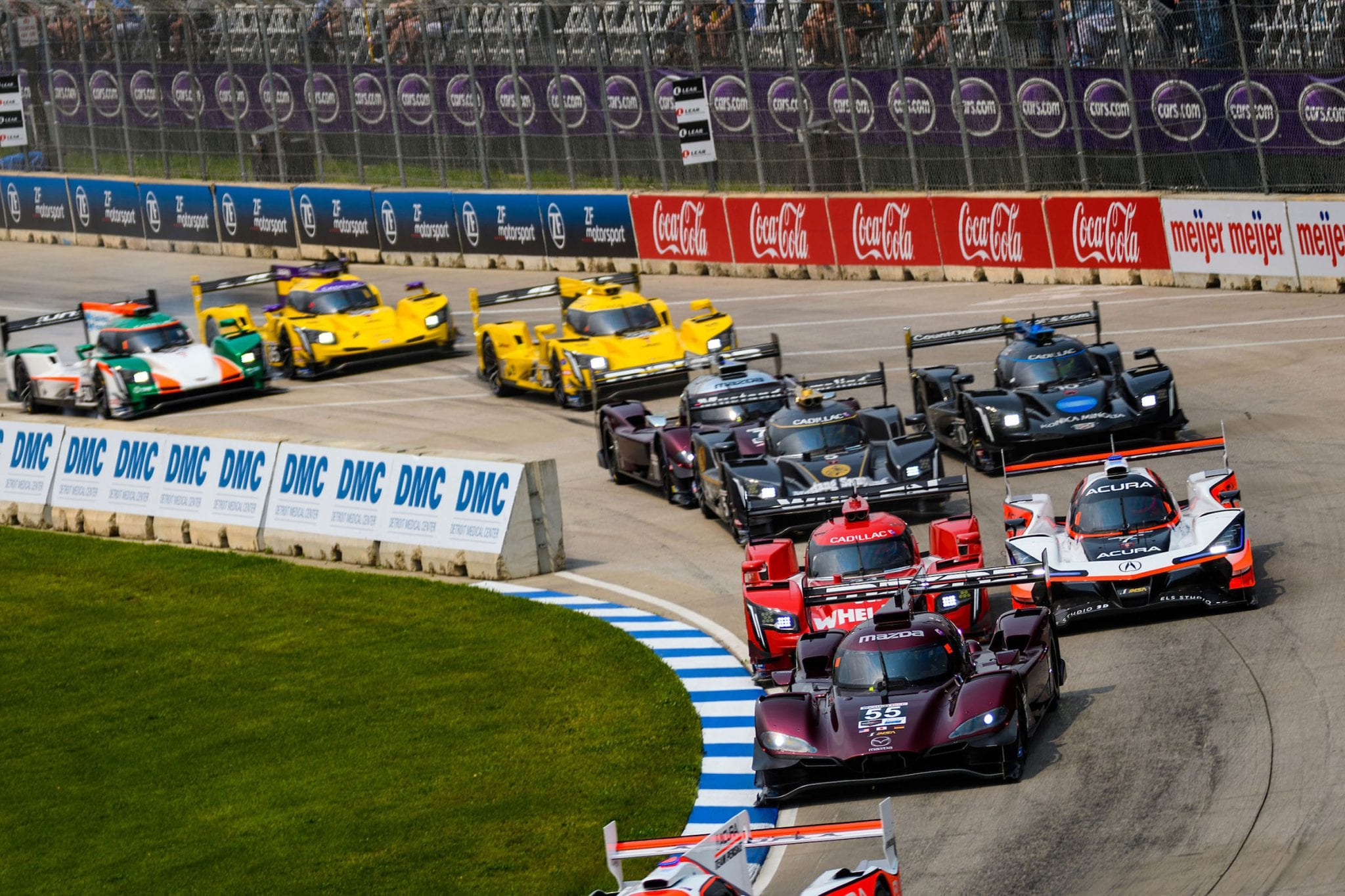 Detroit Grand Prix 2019